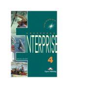 Enterprise 4 Manualul elevului cl 8-a