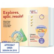 Carte activă, Explorez, aplic, rezolv! Culegere de probleme, teste şi resurse pentru portofoliu, Clasa a VI-a, Partea a II-a
