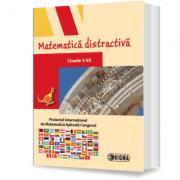 Matematică distractivă, clasele V-XII (2018) (Revistă)