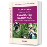 Pregătire pentru Evaluarea Națională Matematică și științe ale naturii clasa a VI-a