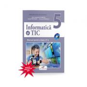 Informatica si TIC. Manual pentru clasa a V-a