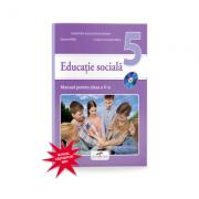 Educatie sociala. Manual pentru clasa a V-a