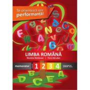 Memorator - Limba Română - clasele I-IV
