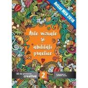 Arte vizuale și abilități practice - Mapă clasa a II-a