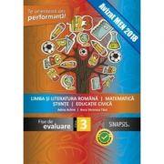 Fișe de evaluare - Limba și literatura română + Matematică + Științe + Civică - clasa a III-a