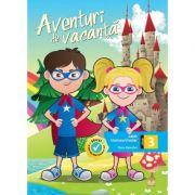 Aventuri de vacanță - caiet transcurricular pentru clasa a III-a
