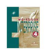 Enterprise 4 Caietul elevului - Jenny Dooley, Virginia Evans