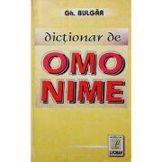 Dictionar de omonime-Gh. Bulgar