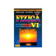 Fizica, manual pentru clasa a VI-a-Constantin Corega