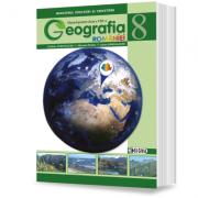 Geografie manual pentru clasa a VIII-a - Catalina Sandulache, Iulian Sandulache, Mihaela Rascu