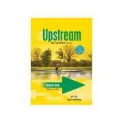 Upstream Beginner A1+. Manualul elevului curs limba engleza - Virginia Evans