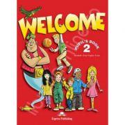 Welcome 2 (SB) pupil s book. Manual pentru clasa a IV-a de limba engleza Welcome 2 - Gray, Elizabeth
