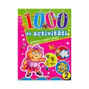1000 de activitati pentru copii isteti - Vol. 2