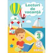 Lecturi de vacanţă clasa a III-a
