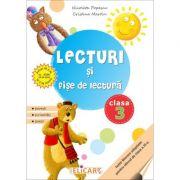 Lecturi şi fişe de lectură. Clasa a III-a