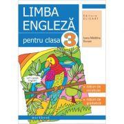 Limba engleză pentru clasa 3 Workbook