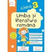 Limba și literatura română. Clasa a III-a-Arina Damian