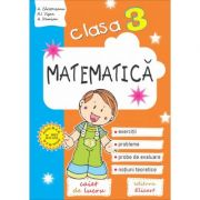 Matematică. Clasa a III-a-Ana Cârstoveanu, Niculina-Ionica Vişan, Arina Damian
