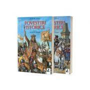 Pachet Povestiri istorice. Doua volume