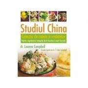Studiul China – Colectia de retete a vedetelor