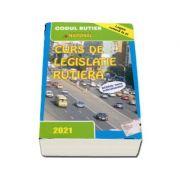 Curs de legislatie rutiera 2021, pentru obtinerea permisului de conducere auto (TOATE CATEGORIILE) - *** Contine harta indicatoarelor