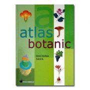 Atlas botanic - Editie cartonata (Daciana Sava)
