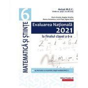 Evaluarea Nationala 2021 la finalul clasei a VI-a. Matematica si Stiinte