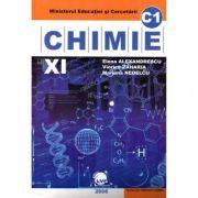 Manual Chimie C1 pentru clasa a 11-a - Elena Alexandrescu