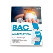 Matematica, bacalaureat 2021 - Radu Gologan Profil M1