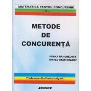 Metode de concurenta Matematica pentru concursuri
